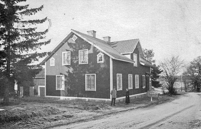 Åsenlunds handel 1920