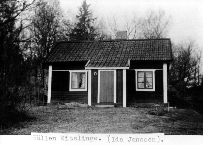 Hällen Kitslinge (Ida Jansson)